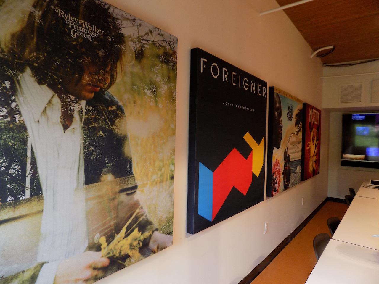 Custom Acoustic Art Panels For Noise Reduction