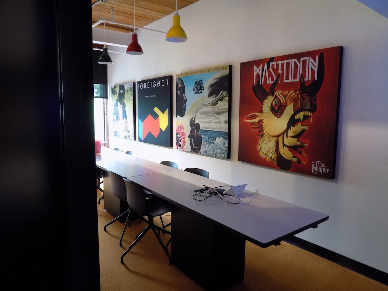 Custom Acoustic Art Panels For Noise Reduction