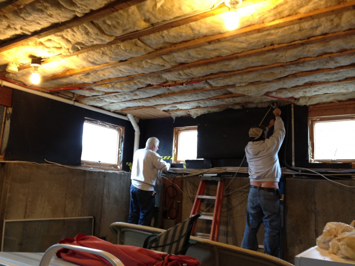 beautiful soundproofing new interior joists on fresh design home ideas ceilings basement ceiling