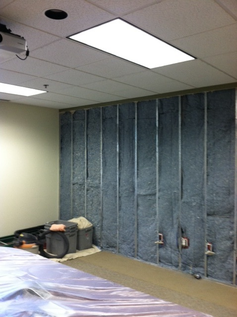 Wall Soundproofing Insulation