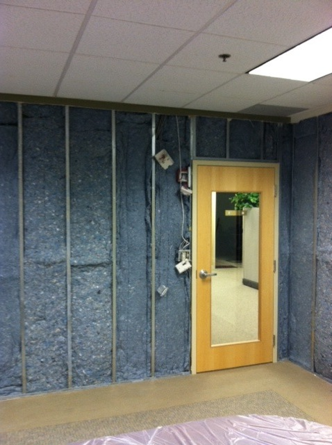 Sound Insulation For Walls : Soundproofing door handle image detail quot sc st