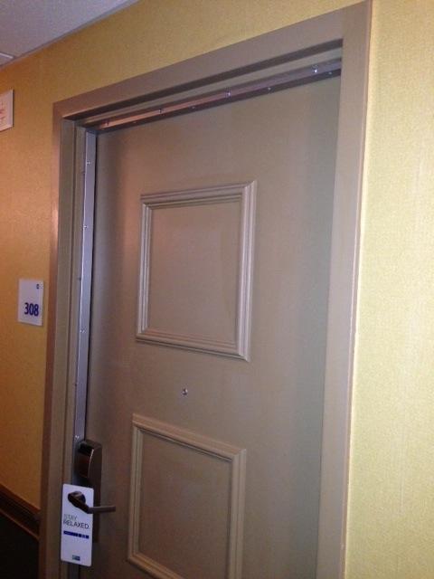 Mechanical Door Sweep And Adjustable Door Seal System