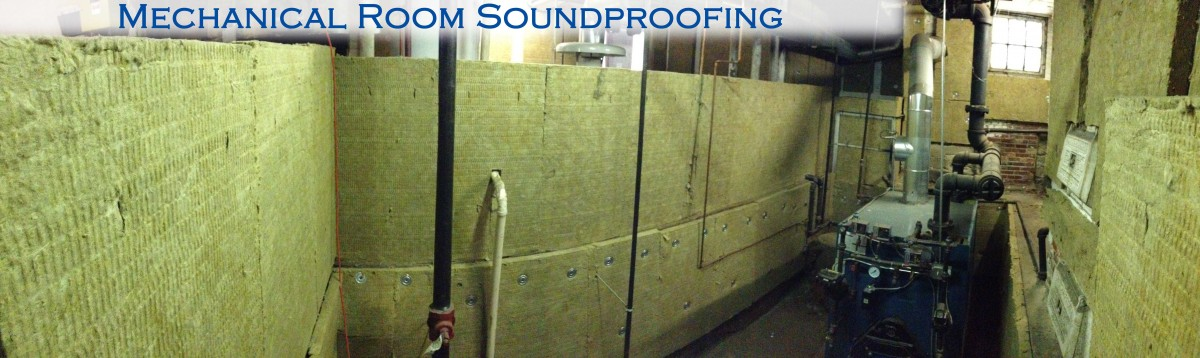 Mechanical Room Soundproofing