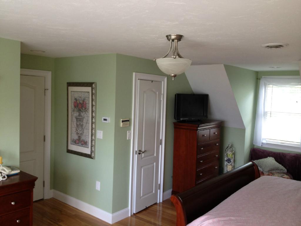 Bedroom Floor Sound Insulation